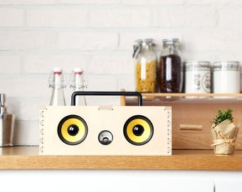 INTERMONO WoW Basic - DIY Bluetooth Speaker