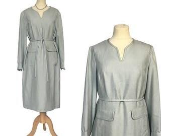 1970s Pierre Balmain Dress - Haute Couture