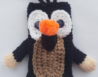 Knitted Mole Mobile Phone Case