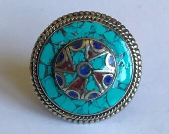 Mosaic Ring 1