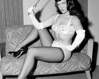 BETTIE PAGE PHOTO #23