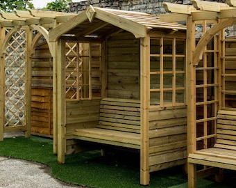 Two Seater Arbor