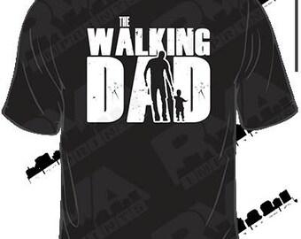 The Walking DAD (Walking Dead) Tee
