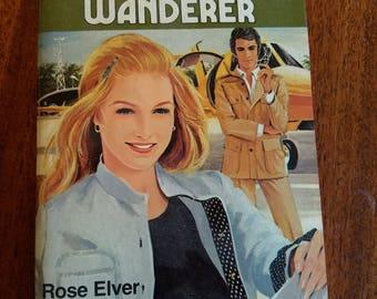 Vintage Harlequin Romance #1949 Shining Wanderer by Rose Elver
