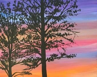 Sunset Graze