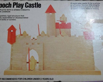 Epoch Play Castle