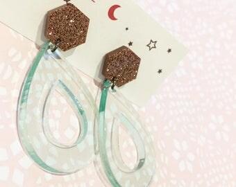 Brae Dangle Earrings