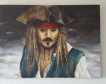 Jack Sparrow, pirates of the caribbean, Pirates of the Caribbean, pirates, Johnny Depp