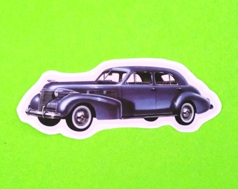 Rolls Royce Phantom Touring Car Sedan Classic Vintage Series Automobile Vinyl Sticker