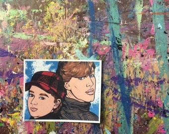 Pete & Pete Sticker