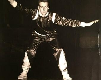 1950s Basketball Player (11x14 photo)