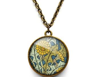 Dandelion Necklace (AN04)