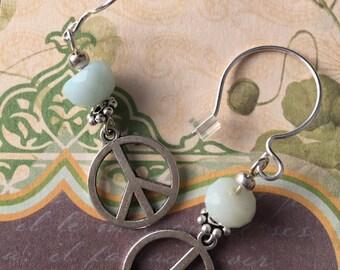 Peace Like a River Earrings