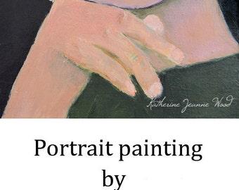Original Boy Oil Portrait Painting. Your Life is Beautiful. Child's Room Art. Home Wall Art Decor. Portrait Wall Decor. Boy in Oils.