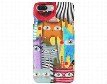 iPad Case / Case for Samsung / iPhone Case / iPad Case / iPad SKIN - Cats Megacute