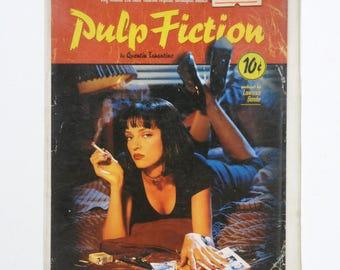Pulp Fiction postcard