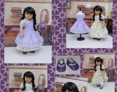 RESERVED**** Evangeline - custom American Girl doll w/ Victorian wardrobe