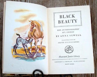 BOOKS: Black Beauty and The Adventures of Tom Sawyer
