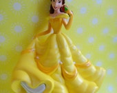 Princess Belle Custom Christmas Ornament - Holiday Gift Ornament