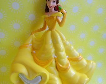 Princess Belle Custom Christmas Ornament - Holiday Gift Ornament