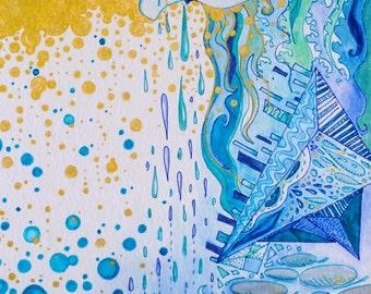 Rainfall:Print