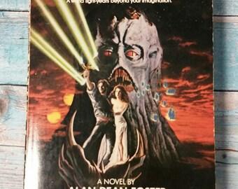 Krull Dean Alan Foster Movie Paperback