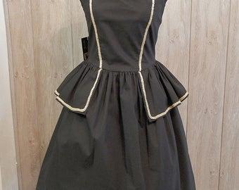 Gold Gothic Lolita  Dress JSK