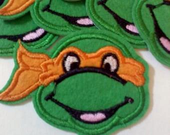 Teenage Mutant Ninja Turtles Patch MIKEY