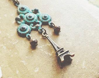 La bohème necklace.