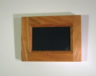Cherry 4x6 picture frame