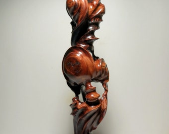 Abstract Wood Sculpture - Limited Edition
