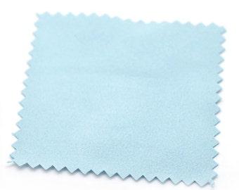 "10 Silver Polishing Cloth, professional quality, 3-1/5"" square, polish for sterling, silver plating, anti-tarnish, tol0702"