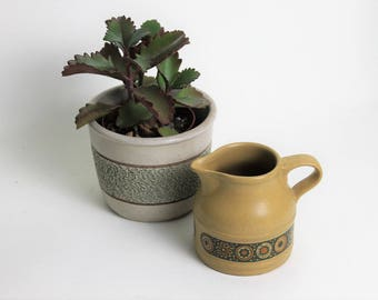 Kiln Craft Bacchus Design Creamer Milk Jug