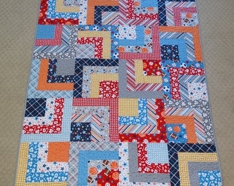 All About Sports Boy's Quilt