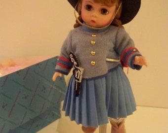 Calamity Jane 8 in Madamae Alexander doll