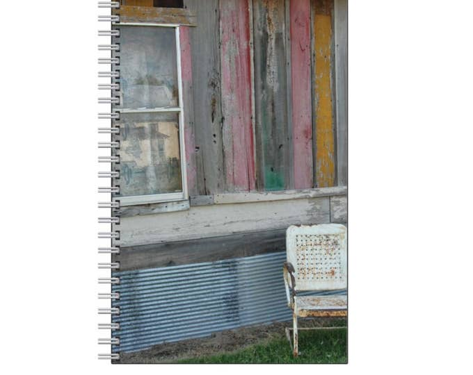 Southern Shanty Notebook