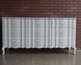 Dresser / French Provincial Dresser / Country French Dresser ~ Paint To Order