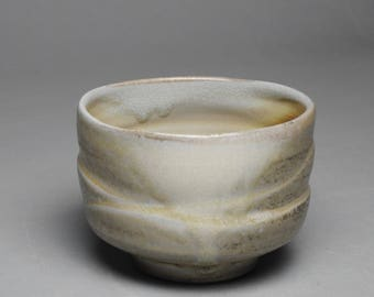 Tea Bowl Wood Fired Chawan  G35