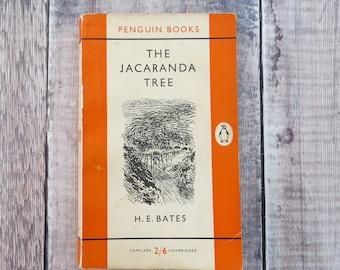 HE Bates Penguin Classic Book - The Jacaranda Tree - Penguin Books - Literature Gift for Book Lover