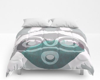 Duvet Cover Zero Nightmare Before Christmas By Canispicta