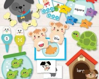 Pet Friends Preschool Pack AUTOMATIC DOWNLOAD