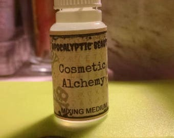 Cosmetic Alchemy Mixing Medium - for foiling & transforming eyeshadows into liquid eyeliner