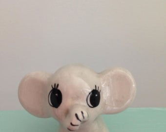 Philip Laureston Elephant china pottery collectable minature