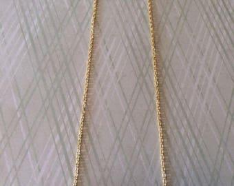 Bar Necklace - Bar Necklace Gold - Bar Jewelry - Bar Pendant - Bar Pendant Necklace - Gold Bar Necklace - Tube Necklace - Gold Tube Necklace