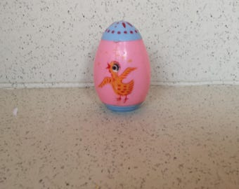 Plactic Pop Up Chick in Egg
