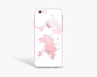 World Map iPhone 7 Case Tough iPhone 6S Plus Case White iPhone 7 Plus Case World Map iPhone 6 Plus Samsung Galaxy S8 Case Clear Map iPhone