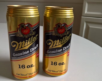 Miller high life genuine draft back bar light clearance vintage miller high life genuine draft beer can retro cool bar pub tavern home decor aloadofball Images