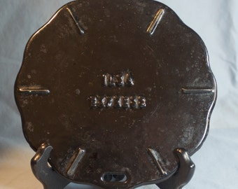 "ILSA Italian 7"" Cast Iron Trivet"