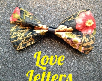 Love Letters bow