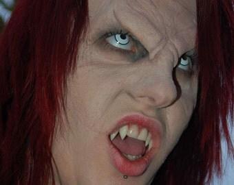 Vampire Silicone Prosthetic